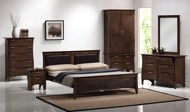 5 แบบห้องนอน สวยคลาสสิค สไตล์ย้อนยุค