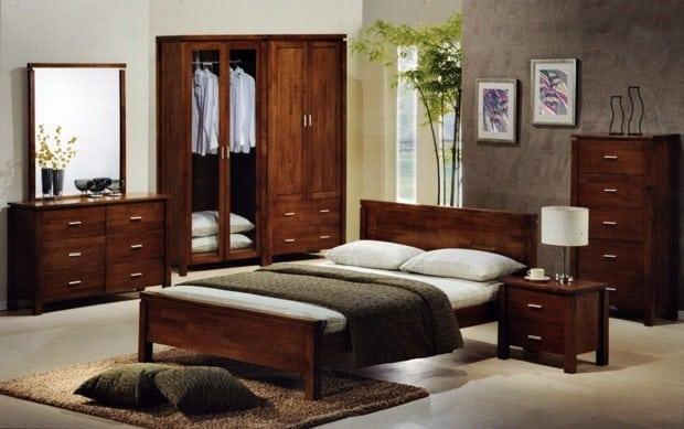 5 แบบห้องนอน สวยคลาสสิค สไตล์ย้อนยุค1