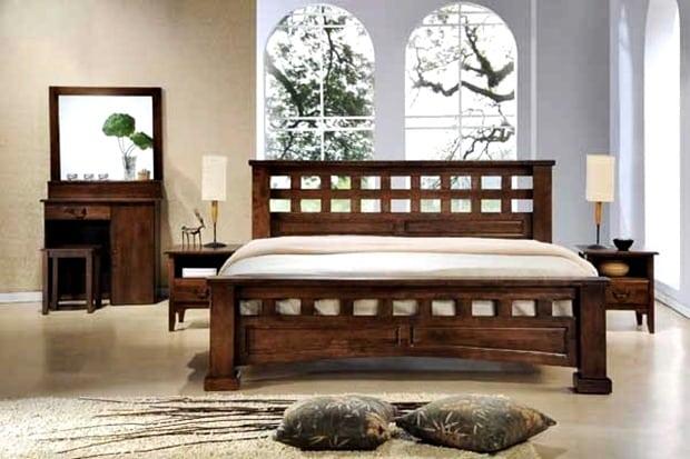 5 แบบห้องนอน สวยคลาสสิค สไตล์ย้อนยุค5