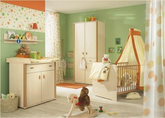 7ไอเดียแต่งห้องนอนสุดน่ารักสำหรับเด็กเล็ก