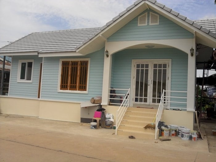 รีโนเวทบ้านชั้นเดียวสภาพทรุดโทรมให้กลายเป็นบ้านในฝันแสนน่ารัก-21