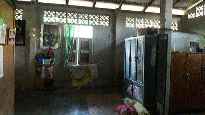 บ้านเดิก่อนแก้ รีดนเวท รีโนเวทบ้านชั้นเดียว ด้วยเงินเก็บจากน้ำพักน้ำแรง แปลงโฉมใหม่เพื่อแม่และยาย