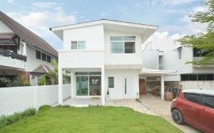 บ้านเก่า 35 รีโนเวทให้เป็นบ้านสวยสไตน์ญี่ปุ่น