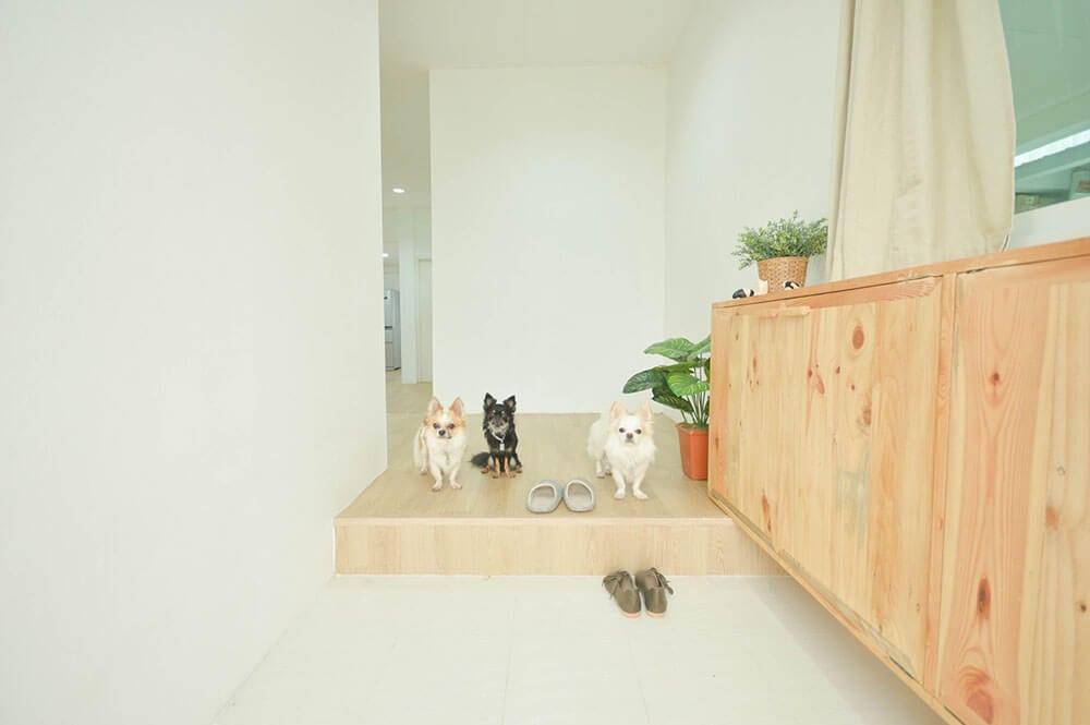 รีโนเวทบ้านไม้เก่าอายุ 35 ปี เป็นบ้านดูขาวสะอาดสไตล์ญี่ปุ่น สวยโล่งสบายตา