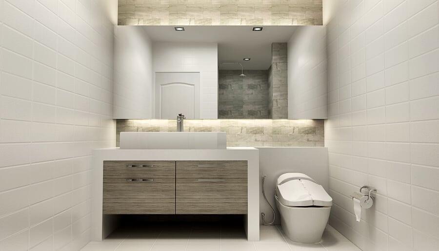ห้องน้ำ รีโนเวทตึกแถว