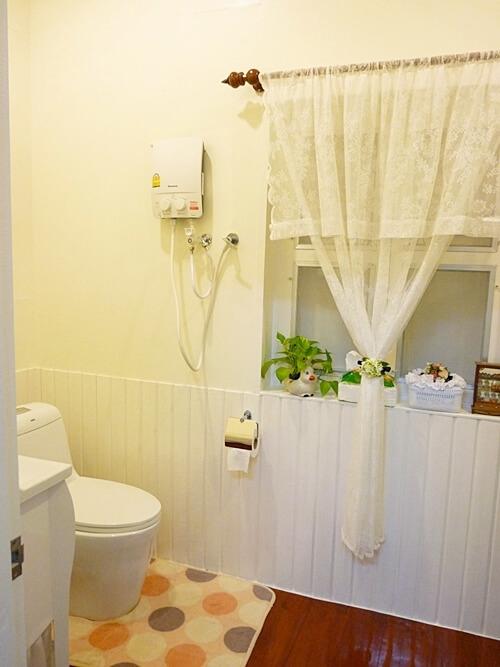 รีโนเวทห้องน้ำบ้านไม้