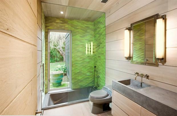 รวมแบบห้องน้ำสวยๆ สไตล์คลีนๆ โล่ง