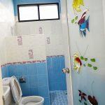 ห้องน้ำบ้านเดี่ยวสไตล์ โมเดิร์น ชั้นเดียว 2